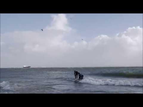 Lisbon Secret Storm Surf Spots (Cruz Quebrada, Cais do Sodré)