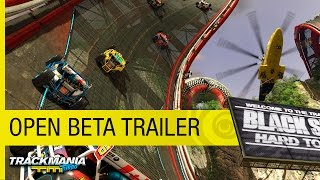Trackmania Turbo - Open Beta Trailer [US]