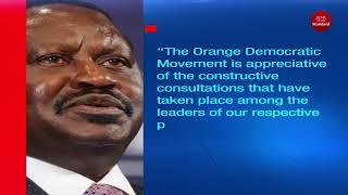 Is Raila Odinga trying to woo NASA principals back to his camp ahead of 2022 polls?