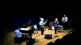 Jose McLaughlin Trio & Guests, Queensland Conservatorium, July 2014