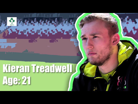 Irish Rugby TV: Kieran Treadwell In Focus