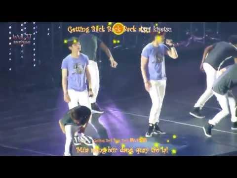 [Wuli JJ][Vietsub+Kanji+Kara][Fancam] - 130511 -- Ocean -- Nagoya Dome -- THSK Live Tour 2013 TIME