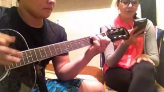 Кравц - Обнуляй (Cover) На гитаре