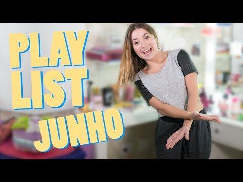 PLAYLIST DE JUNHO: Músicas que mais escutei - Raissa Chaddad