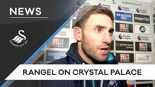 Video Gol Pertandingan Crystal Palace vs Swansea City