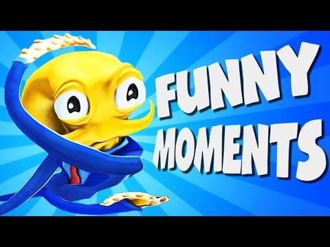 Octodad Funny Moments