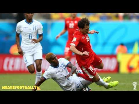 World Cup 2014 | SWITZERLAND Vs Honduras 3-0 | Reaction