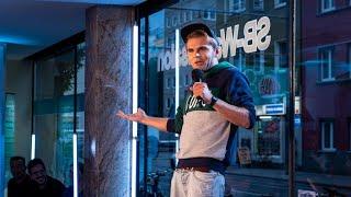 Jamie Wierzbicki – Wenn man keinen Bock auf seinen Job hat