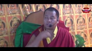 Ven. Khenpo Sonam Gyurme, Nuyngne Prabachan in Nepali, Mangaletar, Temal