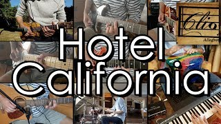 Clio Hotel California Solo Cover - All Instruments.mp3