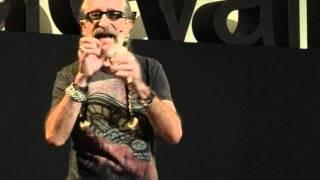 TEDxYerevan - Vahe Berberian - Rock the boat