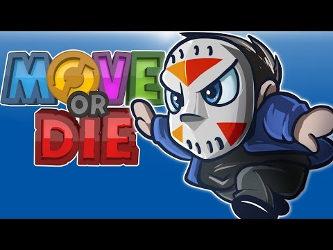Thumbnail: Move Or Die! - Spoopy Edition (New Modes & Mutators!)
