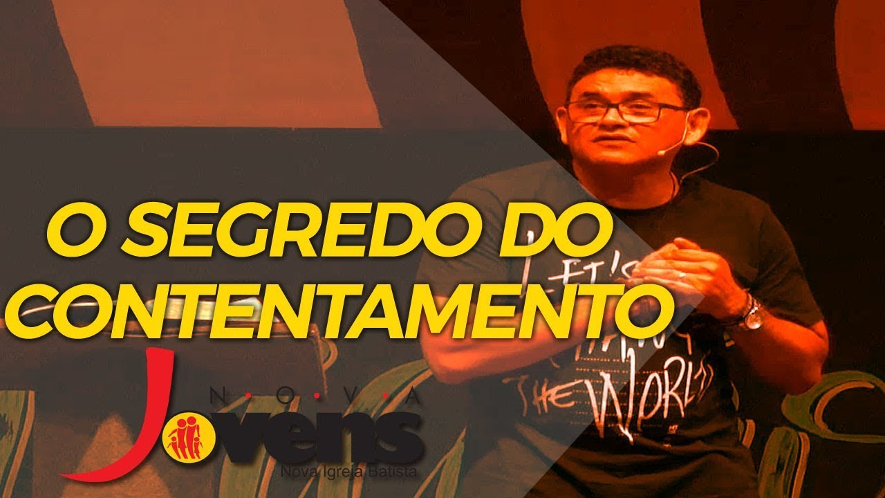 O SEGREDO DO CONTENTAMENTO