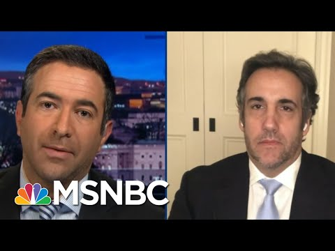 Trump Exits With Pardons Backfiring, As Cohen Details Danger Of New Witnesses