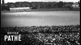 Leeds Test Match Aka The Fourth Test Mach (1953)