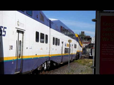 West Coast Express E1 - Waterfront to Maple Meadows (July 28th, 2015)
