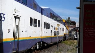 Video West Coast Express E1 - Waterfront to Maple Meadows (July 28th, 2015) download MP3, 3GP, MP4, WEBM, AVI, FLV Desember 2017