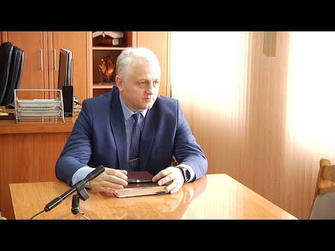 Глава администрации Сергей Рыбальченко рассказал о первоочередных планах и задачах в работе