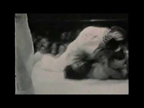 MMA History -  Gene Lebell VS Milo Savage, 1963