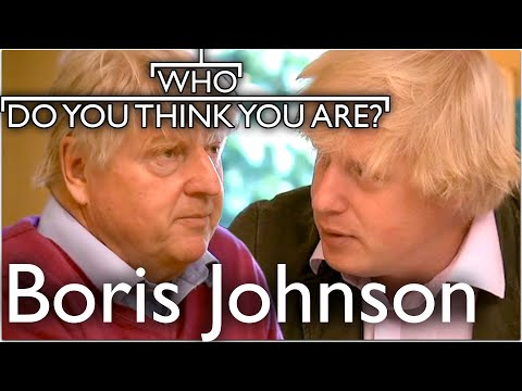 Prime Minister Boris Johnson Traces His Family History | Who Do You Think You Are