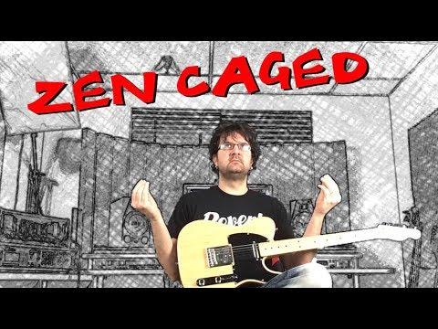 How To Play Smoother Guitar Solos With CAGED