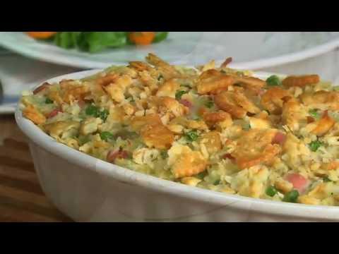 Ham And Scalloped Potato Casserole