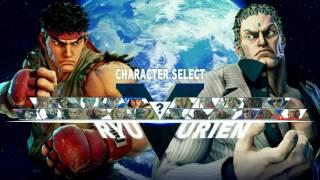 SFV   CPT Red Bull Battleground   Daigo Umehara vs RB Urien TOP 16