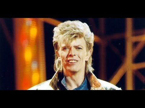 DAVID BOWIE - Young Americans / Golden Years - album version