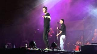 Andy y Lucas. Feria de Malaga 2011. (video 038)