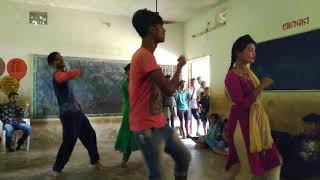 Training dance performance omm maa Kali golak memorial natya parisada aruha