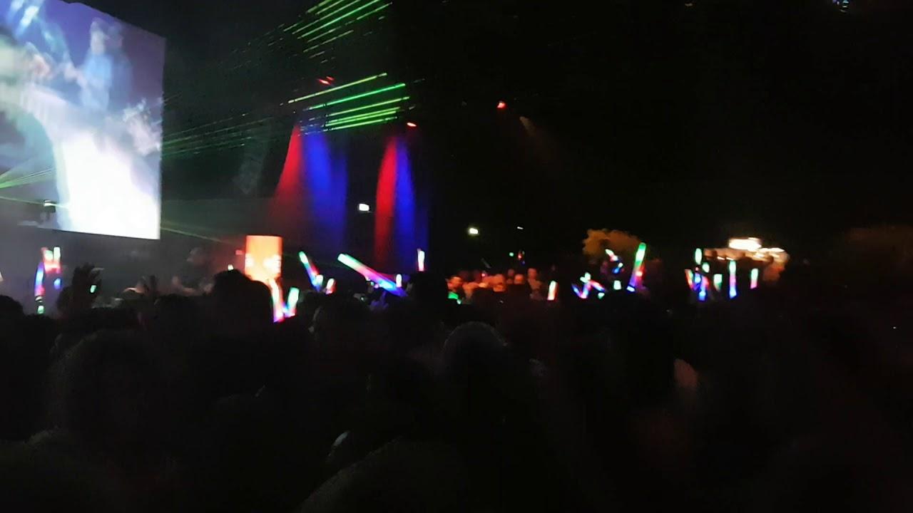 Ü30 Party am 13.1.18 im Muffatwerk München Radio Gong