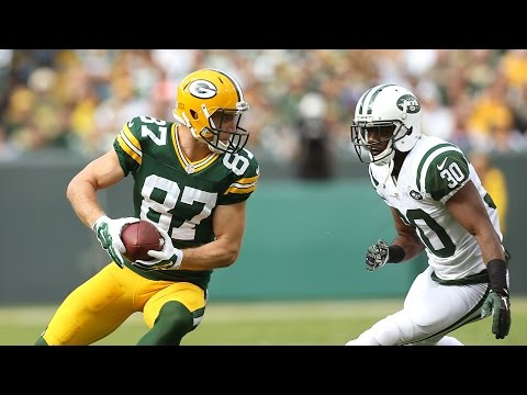 Jordy Nelson takes it to the house for an 80-yard touchdown! (Week 2, 2014)