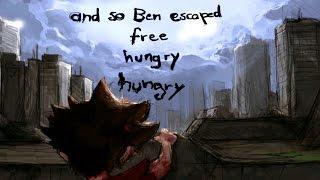 """Ben and ed - new ending! bencalypse! """"ben escaped"""""""