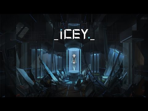 ICEY Full Game Walkthrough Gameplay & Ending (PC) - ICEY Lon