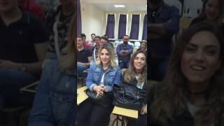 Ercan Telci-Balıkesir Üniversitesi Satış ve Pazarlama Konferans Konuşması..