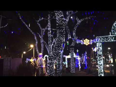 Natal no Taboão da Serra