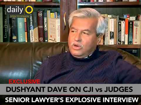 [Exclusive] Senior lawyer Dushyant Dave on why 4 Supreme Court judges rebelled against CJI