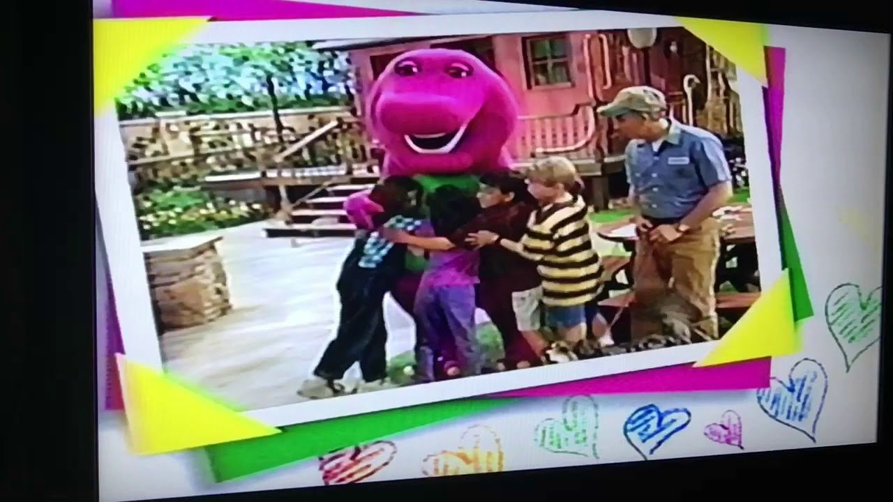 Barney & Friends Ending In Reverse by The Awesomeness Channel
