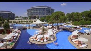 Calista Luxury Resort Hotel Belek Antalya Türkiye