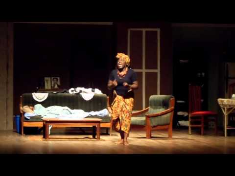 "Naki opens @ Ghana National Theatre ""A Raisin in the Sun"""