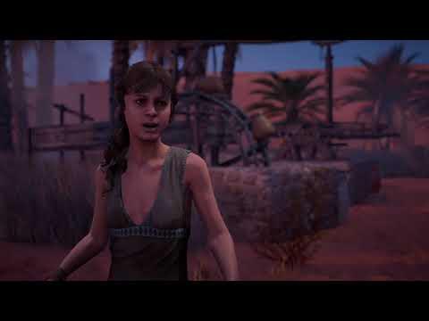 Assassin's Creed Origins - Alexandria (Finding Aya Bayek's Wife)