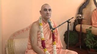 2009.06.23. Varnashrama Seminar 4 H.H. Bhaktividya Purna Swami - Riga, LATVIA