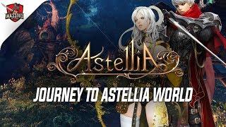 [아스텔리아] JOURNEY TO ASTELLIA WORLD