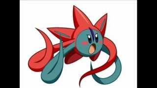 Kirby Pokémon Forms