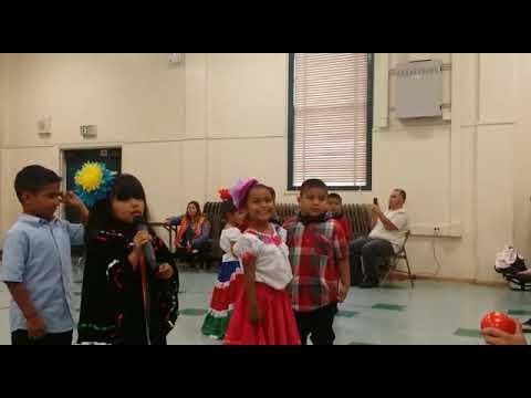 Andy graduación de kinder 2016 Van Nuys elementary school