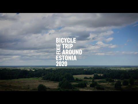 Trip around Estonia 2020