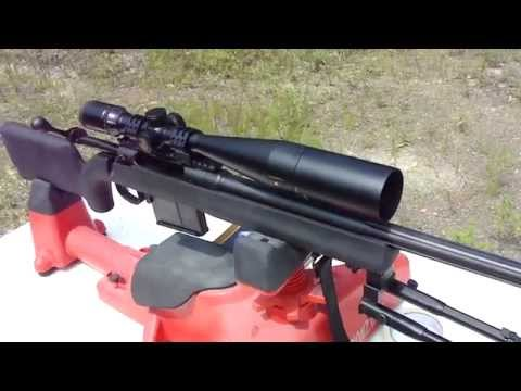 Look At a Savage 110FCP .338 Lapua Magnum