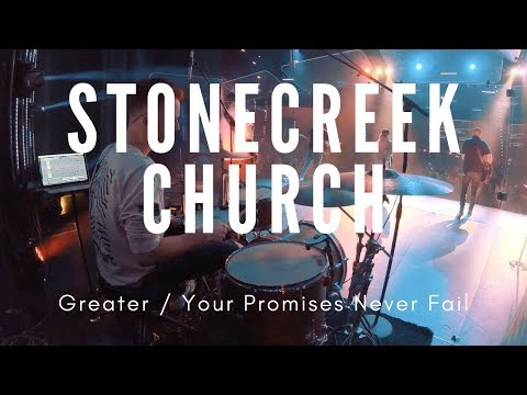 Stonecreek Church  Josh Manuel Drum Cam