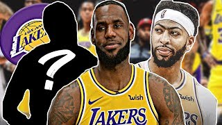 THE ANTHONY DAVIS LOS ANGELES LAKERS REBUILD IN NBA 2K19