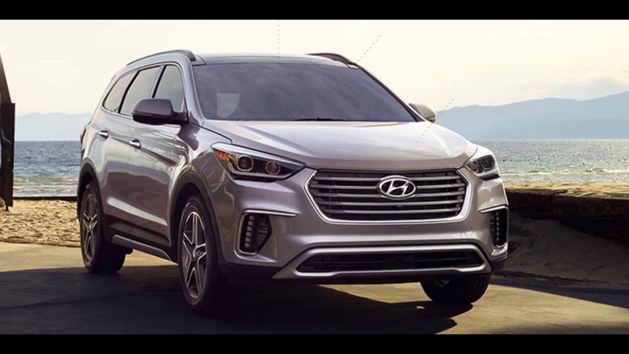 2019 All New Hyundai Santa Fe Sport - YouTube